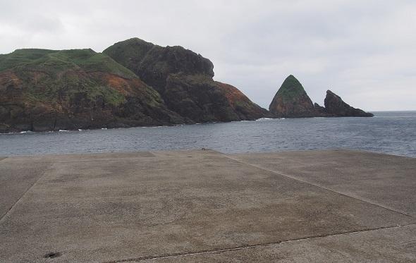 平島港から2