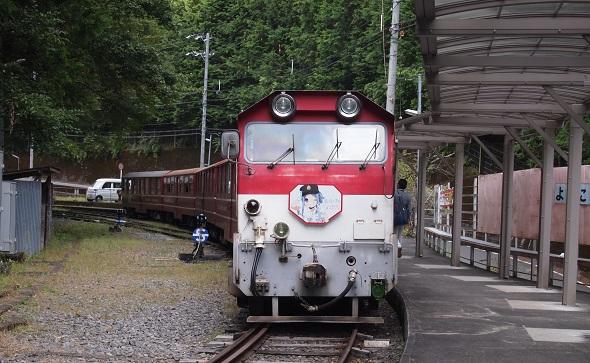 井川線車両